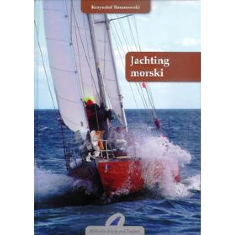 "Książka ""Jachting morski"""