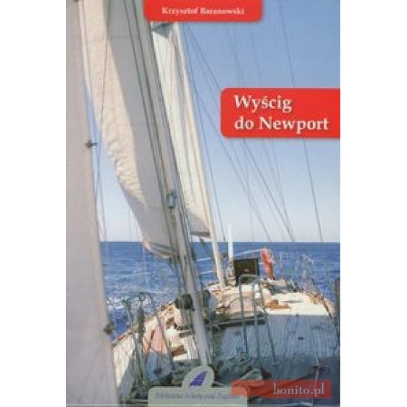 """Książka """"Wyścig do Newport"""""""